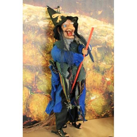 grande sorcière à suspendre