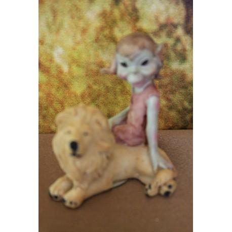 signe du zodiaque Lion.