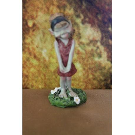 elfe Vierge signe du zodiaque.