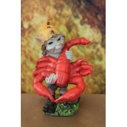 elfe signe du zodiaque Scorpion.