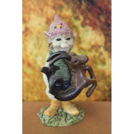 Elfe signe du zodiaque Capricorne.